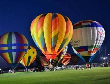 gulf coast balloon festival