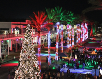 the wharf alabama christmas tree lighting