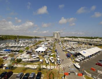 the wharf boat show
