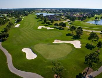Golf courses in the alabama gulf shores gulf shores rentals for Craft farms gulf shores al