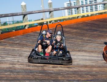 gulf shores go kart track