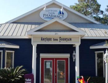 pharmacy and soda fountain gulf shores