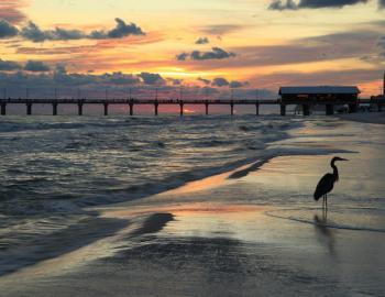 gulf state park, gulf shores pier, gulf shores beach