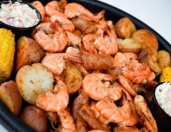shrimp basket gulf shores