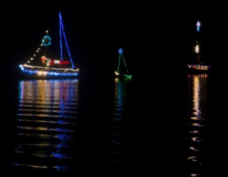 Gulf Shores Christmas Lighted Boat Parade