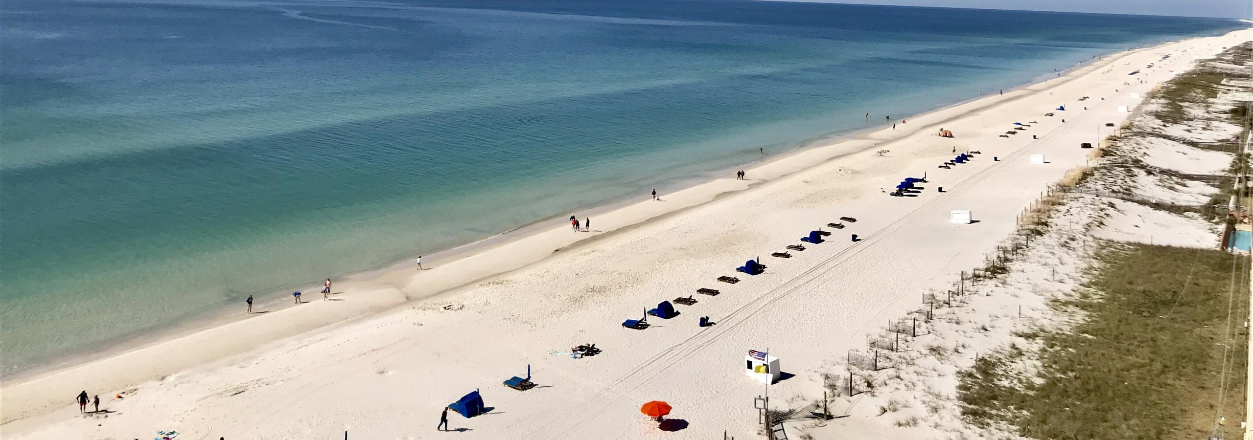 Alabama Gulf Coast Beaches