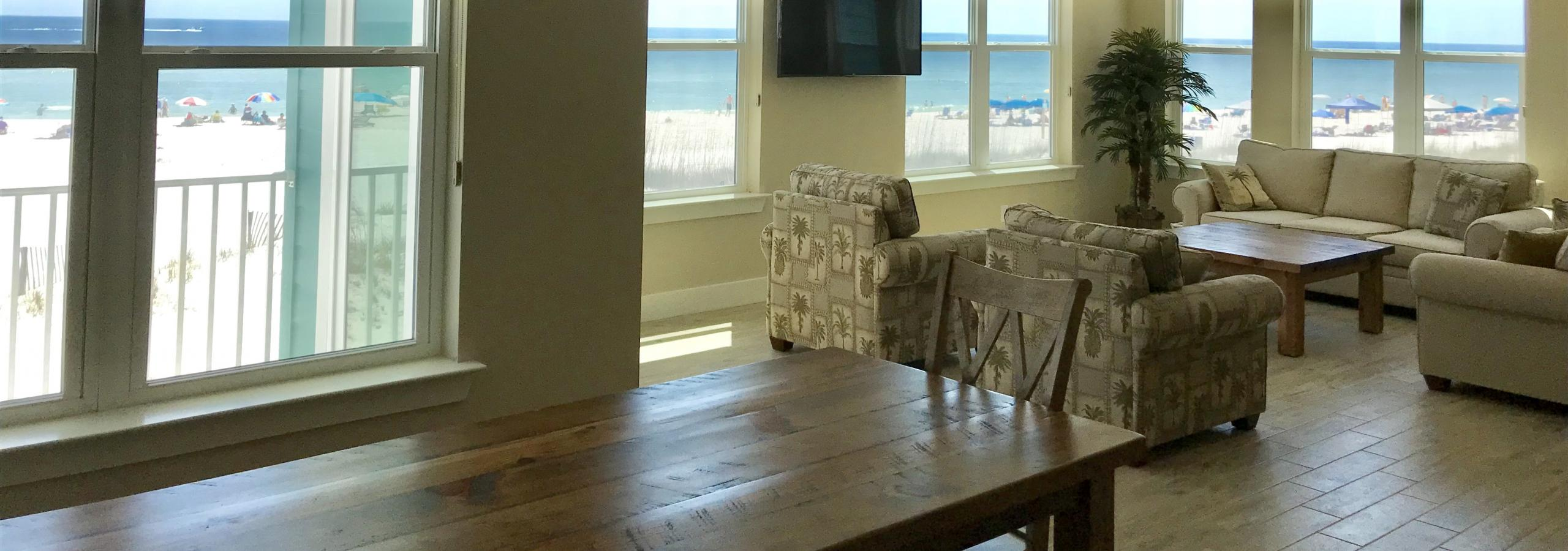 Gulf Shores Oceanfront Vacation Rental
