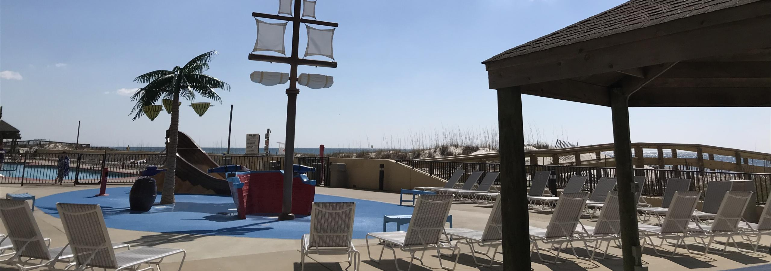 Splash Pad Orange Beach AL Vacation Rentals